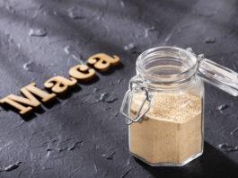 maca root powder - Lepidium meyenii
