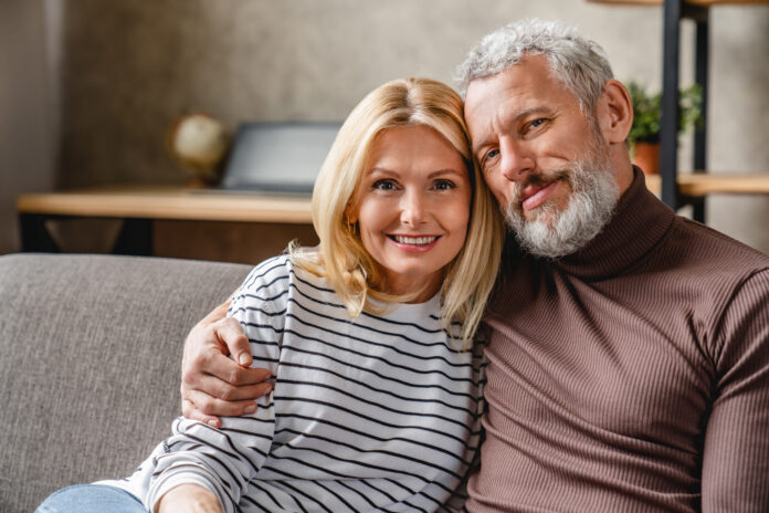 People, Senior Couple, Indoors, Family, Love-Emotion