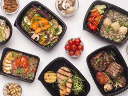 Restaurant healthy food